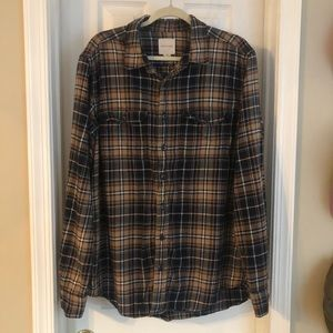 American Eagle Flannel - Large Tall